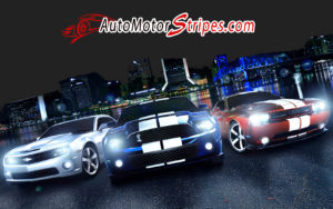 AutoMotorStripes Vehicle Specific Vinyl Graphics Decals and Stripes